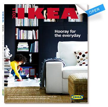 IKEA 2011 Living Rooms