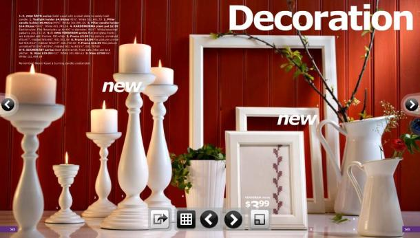 IKEA white ceramic wear