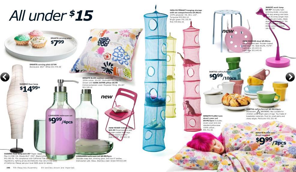 quick peek 2011 ikea catalog a prima vista. Black Bedroom Furniture Sets. Home Design Ideas