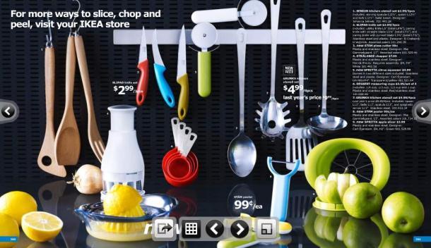 IKEA kitchen ware