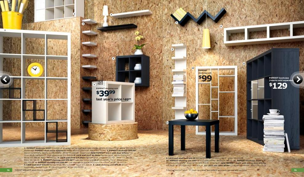 Quick Peek 2011 Ikea Catalog A Prima Vista